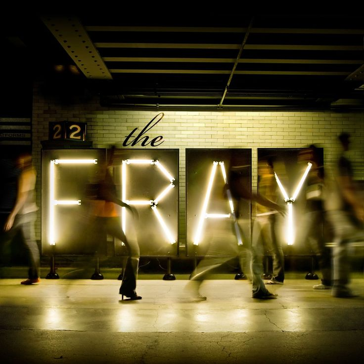the Fray ~ You Found Me