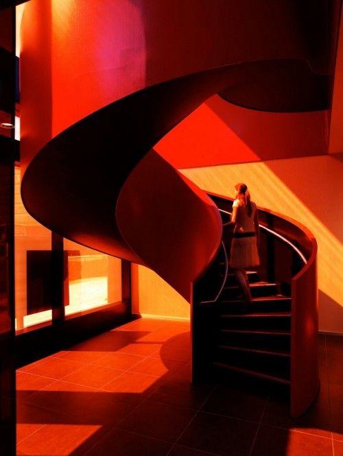 Hotel Design : CitizenM Glasgow Hotel by Concrete Architectural Associates