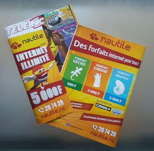 Notre forfait internet illimité, téléphonie comprise est à l'honneur sur le TéléNC de cette semaine. Vous ne le connaissez pas encore ?…