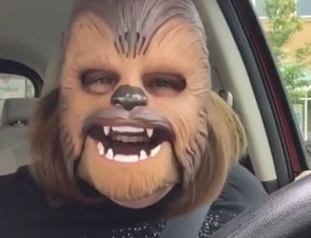 Lessons From the Chewbacca Mask Mom