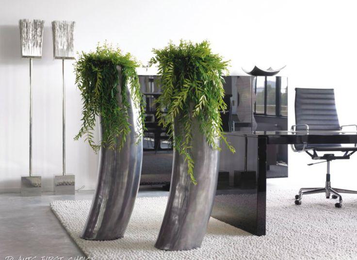Grote Plantenbak Binnen.Plantenbak Binnen Studio Kop En Schotel