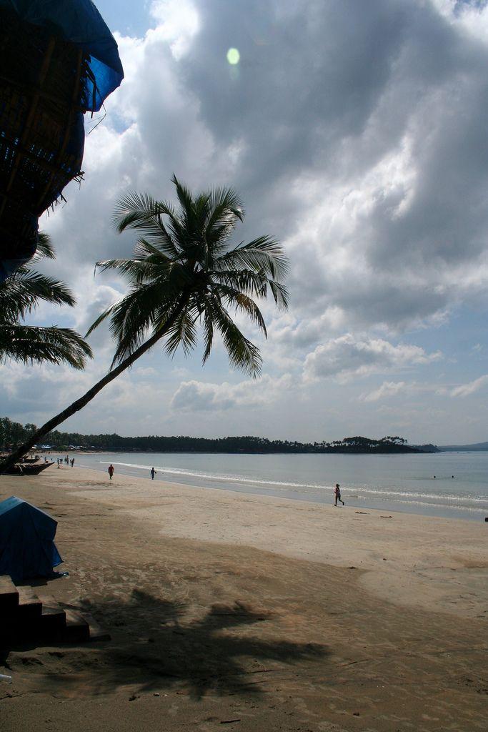 Palolem Beach, #Goa