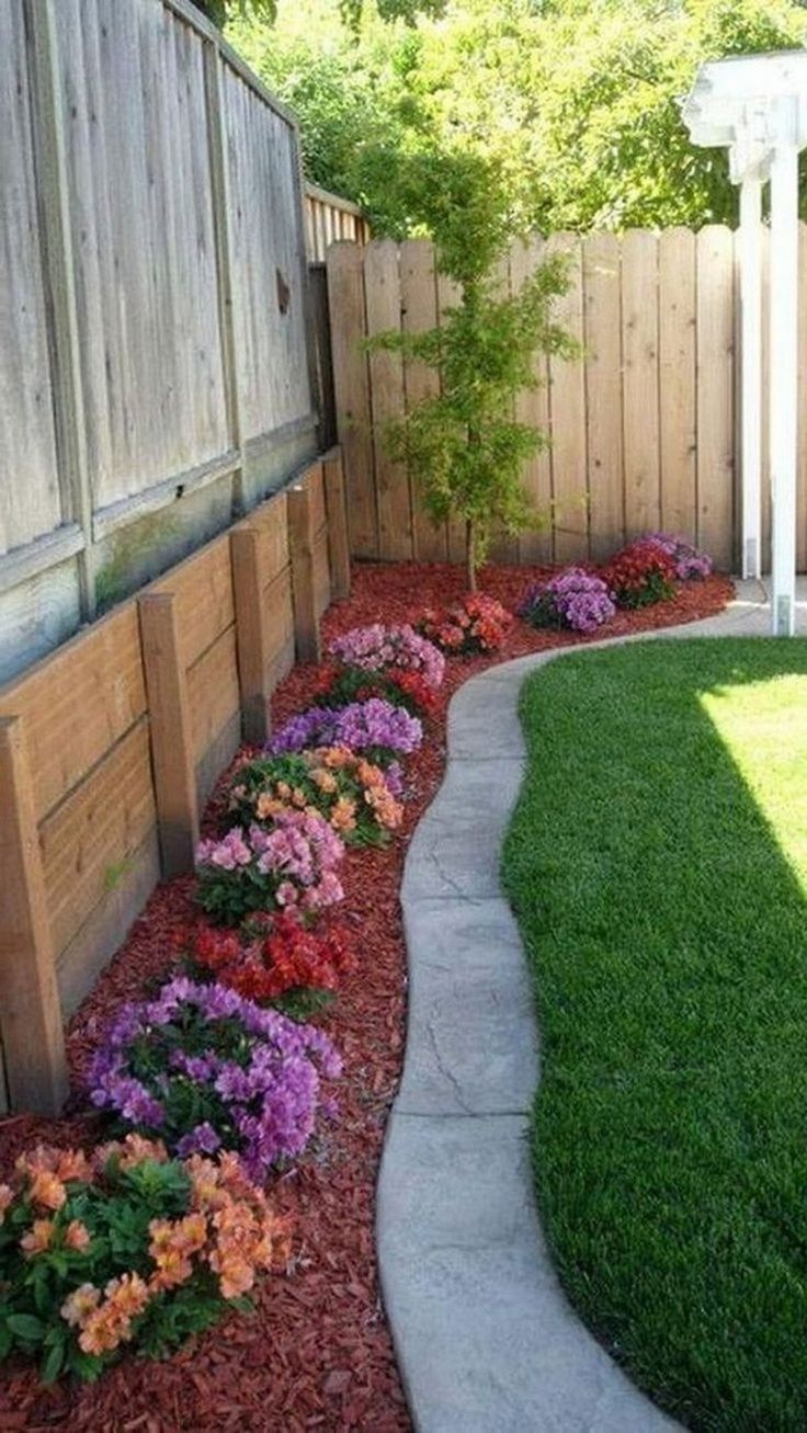 33 gorgeous side yard garden design ideas for your on gorgeous small backyard landscaping ideas id=35993