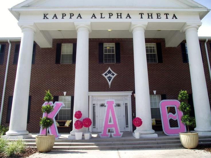 Kappa Alpha Theta at UCF #theta1870