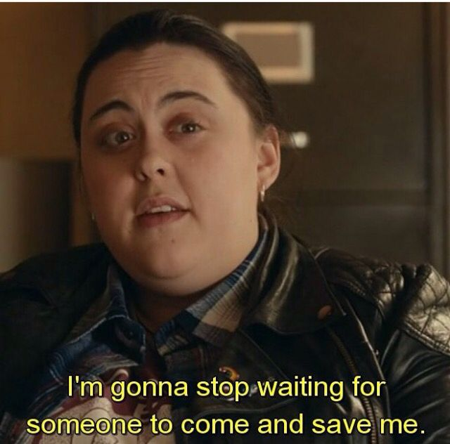 Rae <3 I'm so proud! My Mad Fat Diary Season 3 Episode 3