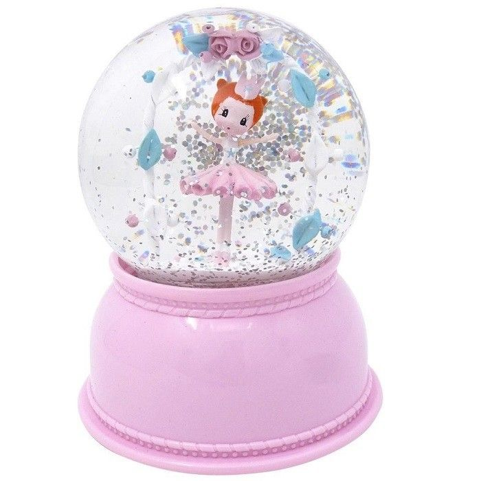 Djeco - Night Light Snow Globe Ballerina  Miss 2 love ballerinas and this would be just gorgeous for her room, all year round!  #EntropyWishList #PinToWin