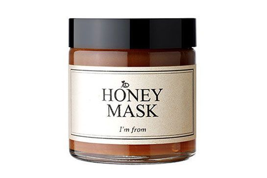 The 18 Korean Beauty Buys That Always Sell Out #refinery29  http://www.refinery29.com/best-korean-beauty-products#slide-18  Myung tells us that this mask is beloved for its unique formula: It contains 39% real honey, which both cleanses and hydrates the face.I'm From Honey Mask, $37.90, available at Wishtrend. ...