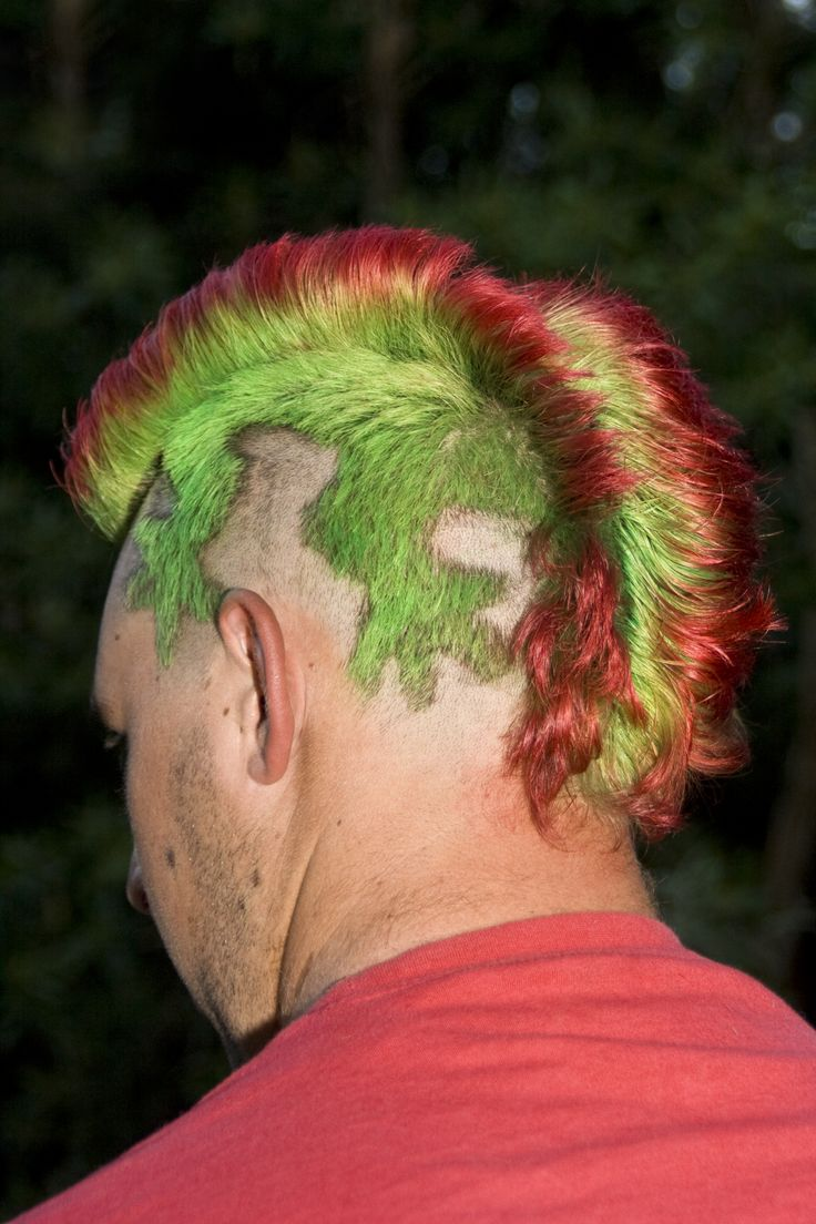 Lovely Francis lets us PLAY!! http://www.funkyhairdye.co.nz/buy-product/hair-dye/spring-green.html