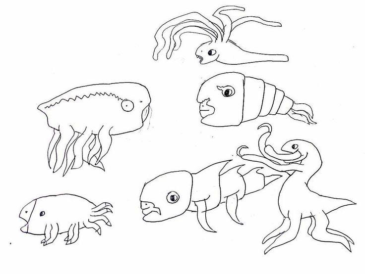 L'évolution futuriste des pieuvres