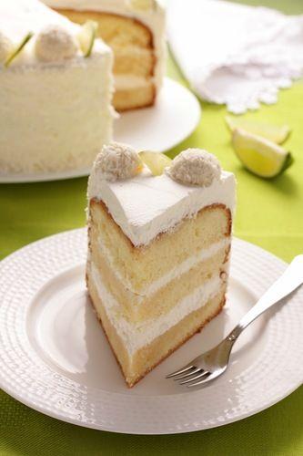 """Торт...который осмелюсь назвать """"Пина Колада"""". - Люблю готовить.Торт """"Пина Колада""""."""