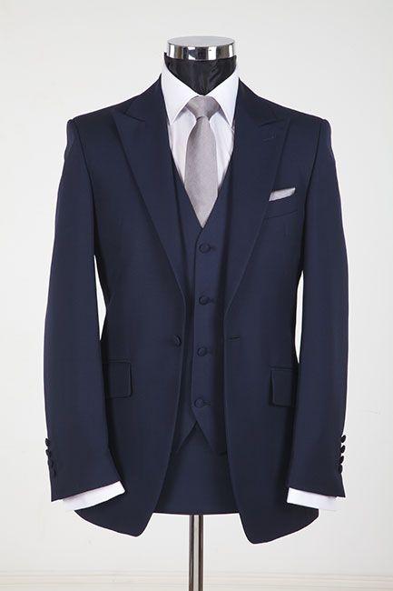 Navy Suits, Groom Suits, Men's Suits, Wedding Hire, Wedding Wear, Wedding  Outfits, Wedding Stuff, Morning Suits, Suit Men