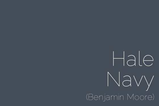 Best 25 hale navy benjamin moore ideas on pinterest for Hale navy benjamin moore