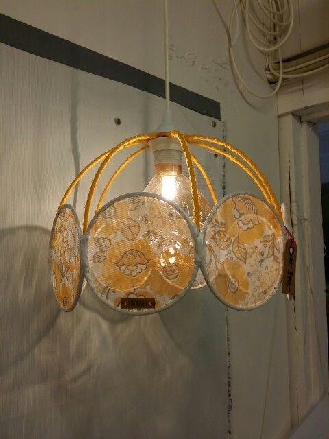 Redesigned lamp.