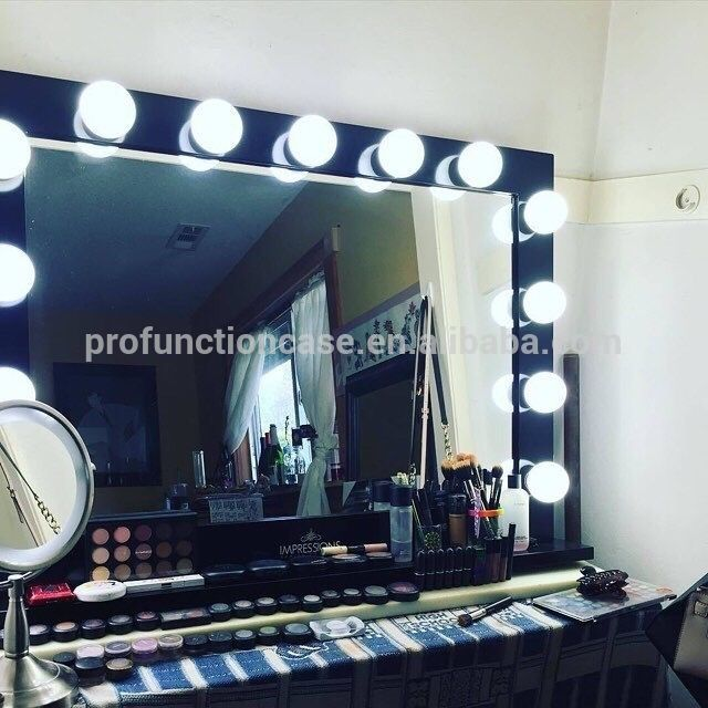 Professionele studio make spiegel met led-verlichting kapsalon spiegel met verlichting tafel top make vanity-afbeelding-Make-up spiegel-product-ID:60495253315-dutch.alibaba.com