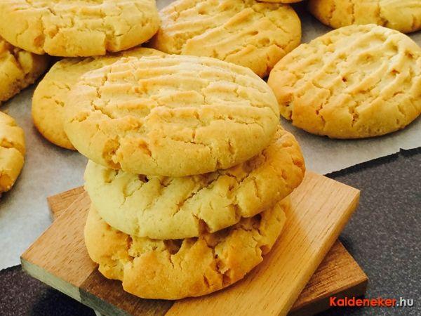 mogyoróvajas keksz #peanutbutter #cookies