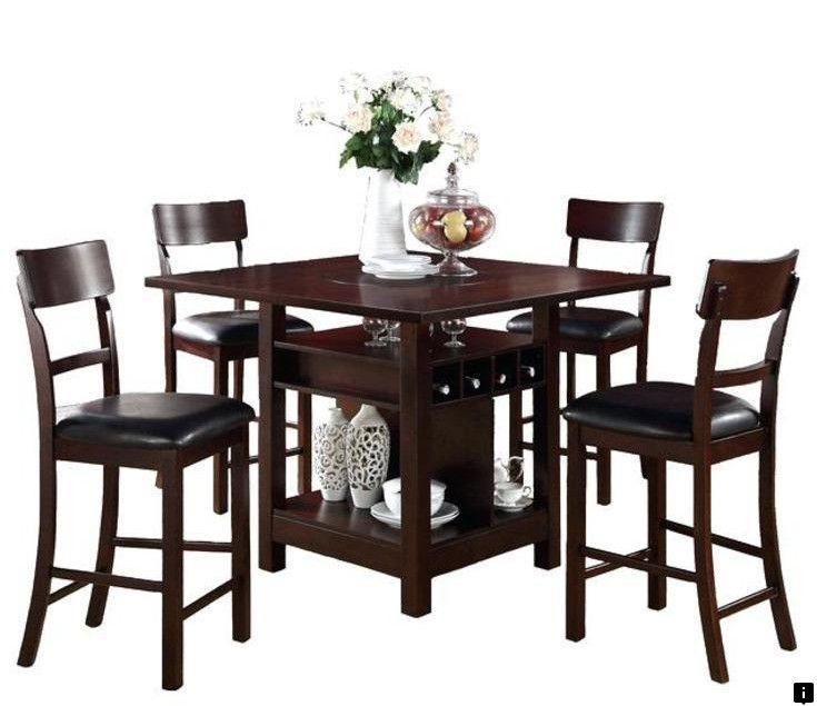 Read About Pub Height Table Follow The Link To Read More Our Web Images Are A Must See High Top Tables Bar Table Dining Sets Modern