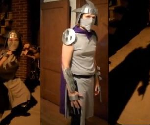 I made this costume for a video collaboration challenge this year. The theme was Quick and Easy Costumes for Under $10, and even though it took an e...