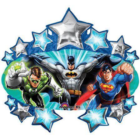 "Justice League Superhero Batman Superman 31"" Birthday Party Supply Balloon A2Z,http://www.amazon.com/dp/B0047HT5TE/ref=cm_sw_r_pi_dp_yb.stb17FZGYAWDK"