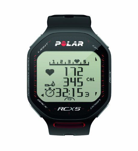 Special Offers - Polar RCX5 Black Heart Rate Monitor Watch - In stock & Free Shipping. You can save more money! Check It (April 15 2016 at 04:30PM) >> http://hrmrunningwatch.net/polar-rcx5-black-heart-rate-monitor-watch/
