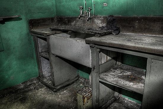 Sunken Sink by Richard Shepherd Cool natural stone kitchen sinks in ...