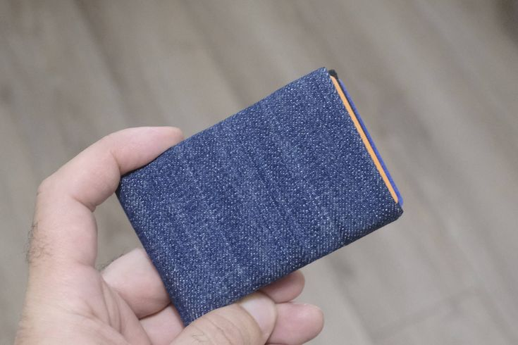 Excited to share the latest addition to my #etsy shop: Vegan Wallet, Denim Mens Wallet, Minimalist Wallet, Womens Wallet, Slim Wallet - Groomsman Wallet, Groomsmen Wallet, RFID Blocking Wallet http://etsy.me/2C2twwc #accessories #wallet #minimalistwallet #slimwallet #c
