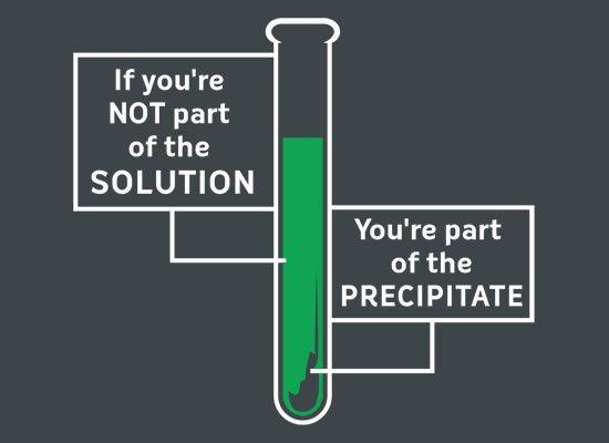 lawl: High Schools Science, Geek Humor, Nerd Jokes, Science Jokes, Chemistry Humor, Funny, Science Humor, Chemistry Jokes, Solution