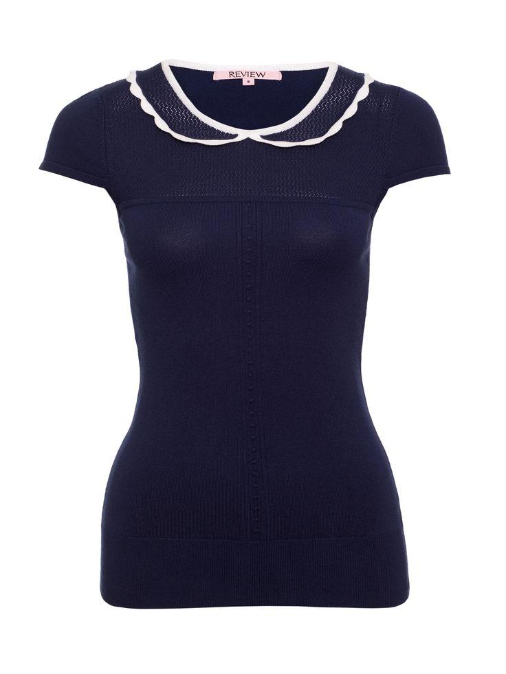 Norah Top | Knitwear | Review Australia