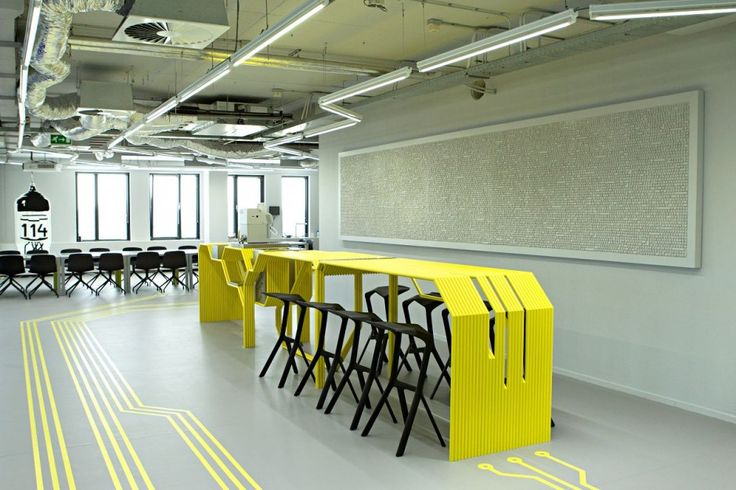 innovative space {ict experience center de verdieping}.
