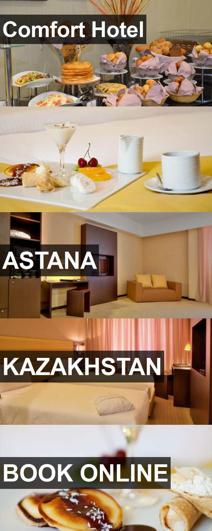 Hotel Comfort Hotel in Astana, Kazakhstan. For more information, photos, reviews and best prices please follow the link. #Kazakhstan #Astana #ComfortHotel #hotel #travel #vacation