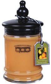 Bridgewater Candle Jar Small Orange Vanilla