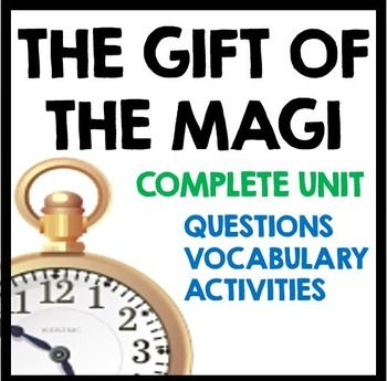 45 best gift of the magi images on pinterest struggling readers gift of the magi short story unit questions and activities o henry negle Gallery