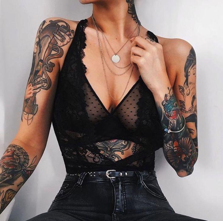 кажется, что офигенно красивый рукав фото тату панели фигуры