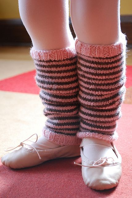 Leg Warmers by Three Sneaky Bugs, via Flickr