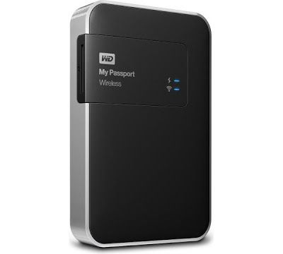 Makai Cabik: Western Digital My Passport Wireless