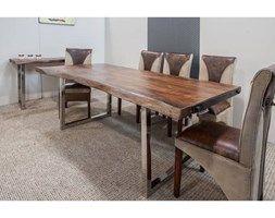 Stół drewniany jadalniany 215/100/77 OM