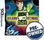 Ben 10 Alien Force: Vilgax Attacks — PRE-Owned - Nintendo DS