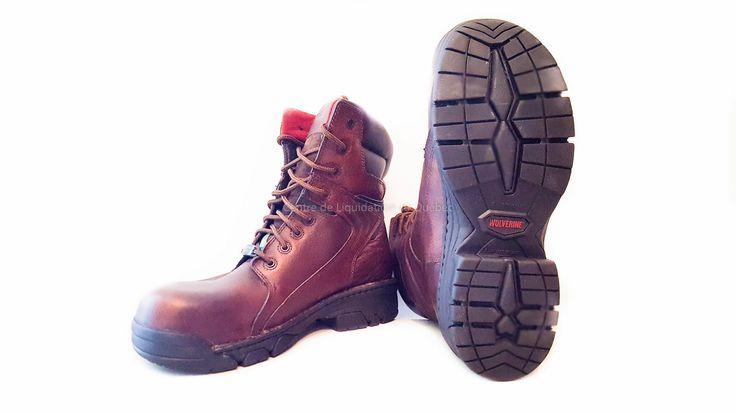 Chaussure de sécurité Wolverine – Falcon (Bruyere) - Price:149.99  Chaussure de sécurité Wolverine Falcon pour homme. Ils sont fabriquée avec des matériaux robustes, des systèmes de confort de haute technologie et des semelles d'usure durable. C'est de l'équipement solide. Les chaussures de sécurité Wolverine sont certifié catégorie 1 par la C.S.A. Construites avec des embouts de sécurité et des plaques en acier, les chaussures […]  Cet article Chaussure de sécurité Wolverine – Falcon…