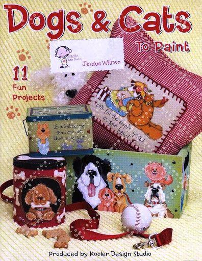 Dosgs and Cats - Rosella Horst - Álbuns da web do Picasa...FREE BOOK!!