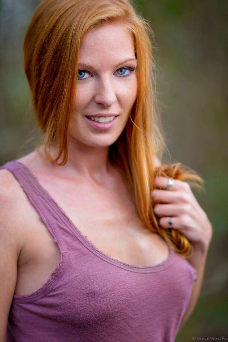 ... thru and pokies on Pinterest | Redheads, See Through and Kari Byron