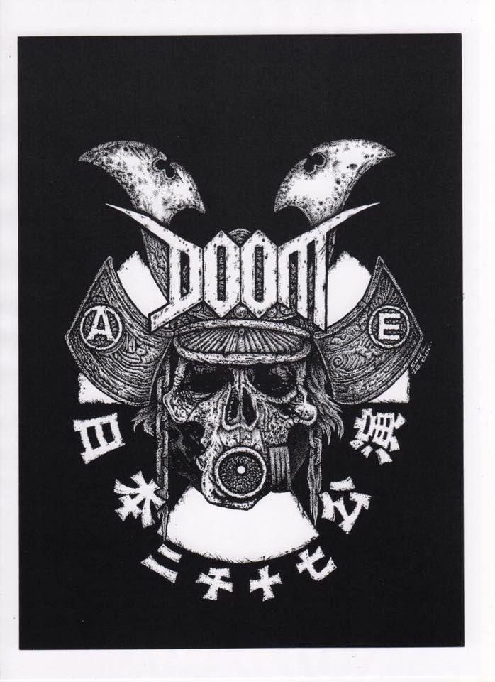 Doom Japan tour 2017