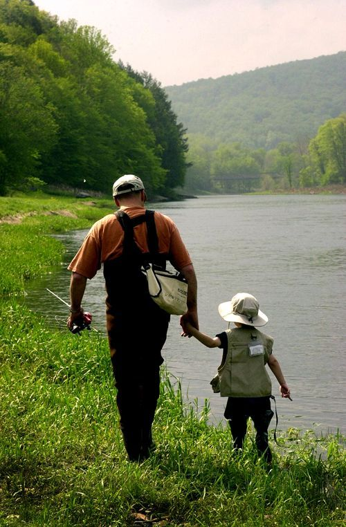 1410 best images about glad to be dad on pinterest dads for Father son fishing