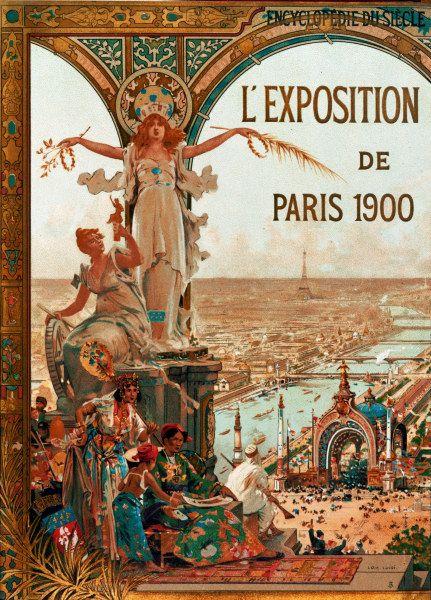 Paris Exposition of 1900.
