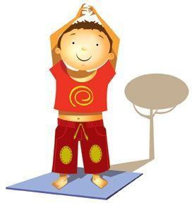 Yoga para niños, ayudando a desarrollar habilidades sociales y emocionales - http://hermandadblanca.org/2013/05/25/yoga-para-ninos/