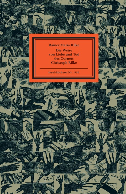 / Die Weise von Liebe und Tod des Cornets - Christoph Rilke / Insel Bücherei
