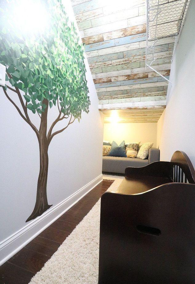 armadio trasformato in sala giochi sull'albero, armadio, sale intrattenimento rec, vita all'aria aperta
