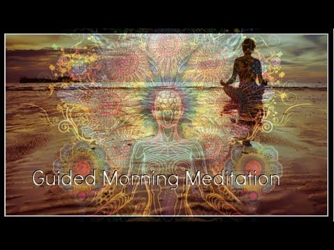 10 Minute Morning Guided Meditation - Peacefulness, Clarity, Breath - YouTube
