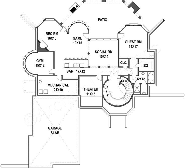 2583 migliori immagini blueprints dream homes su for Piani di casa in stile cottage cape cod