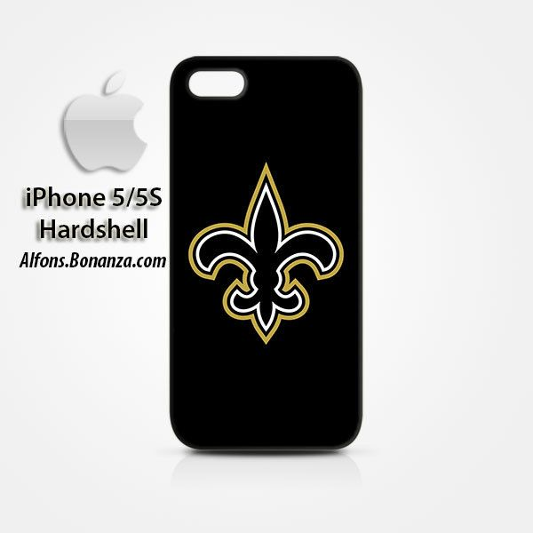 New Orleans Saints iPhone 5 5s Hardshell Case