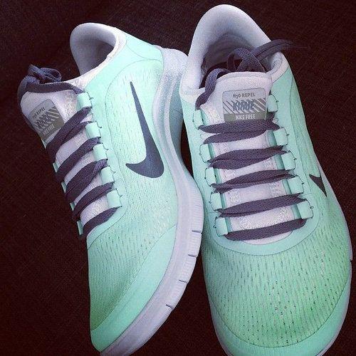 I really want these sneakers!!! No I need them!! #tiffany #blue #Nikes