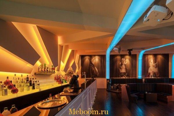 Современная роскошь в интерьере клуба Eskada в Португалии « Мебель для Вашего дома